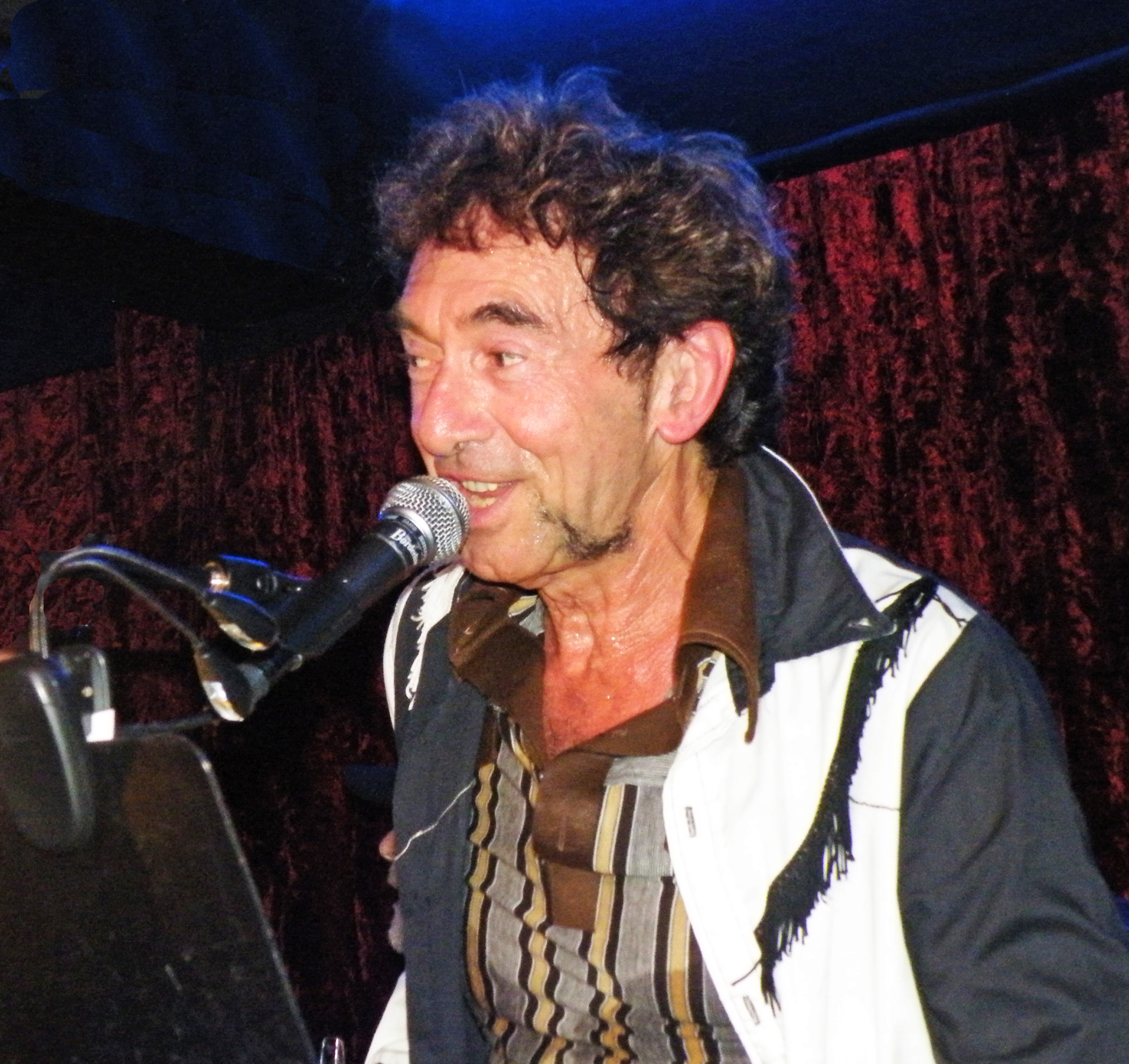 ** Jona Lewie at Tales From The Woods Rock'n'Roll Heritage Show 11 **