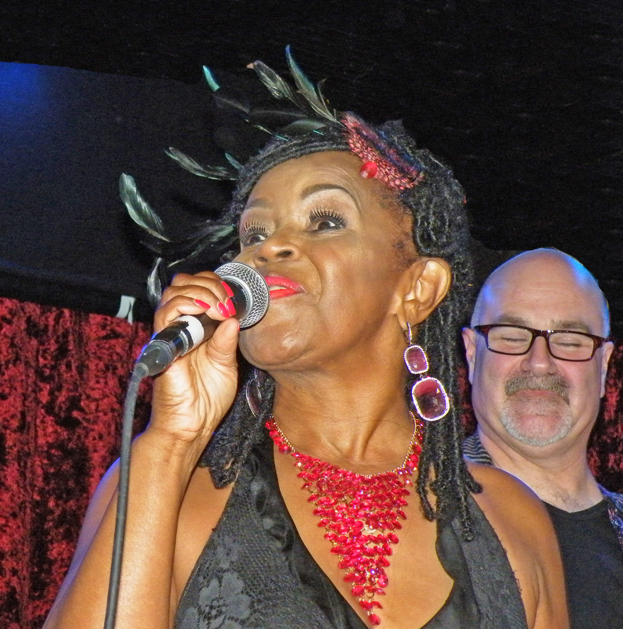 ** P P Arnold at Tales From The Woods Rock'n'Roll Heritage Show 11 **