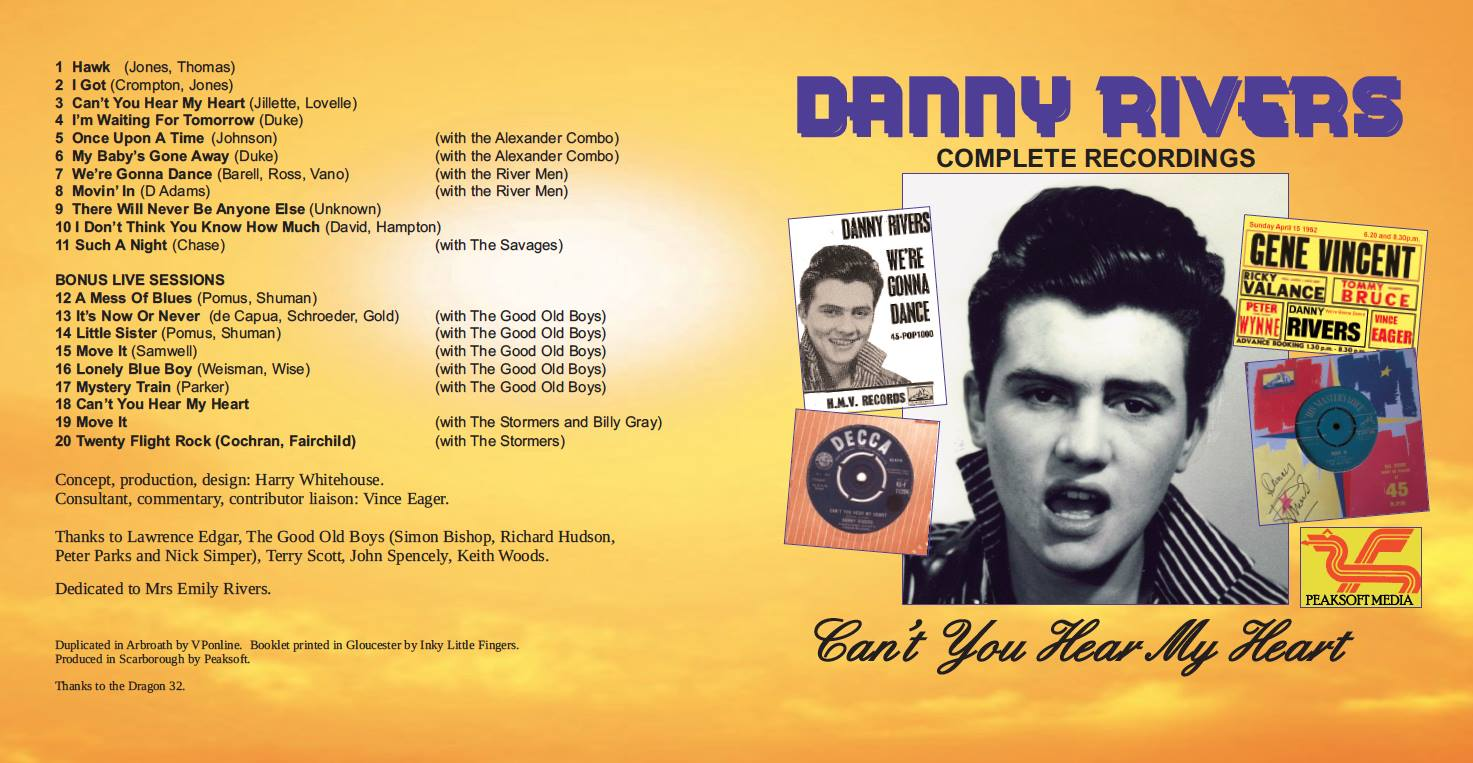 Picture: Danny Complete Recordings